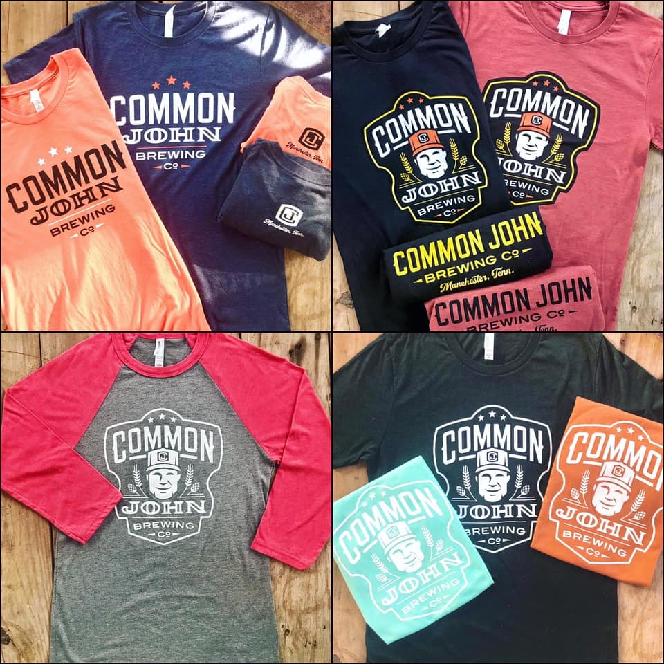 Here's a sneak peek at the merchandise that Common John will be selling. Pick out yo…